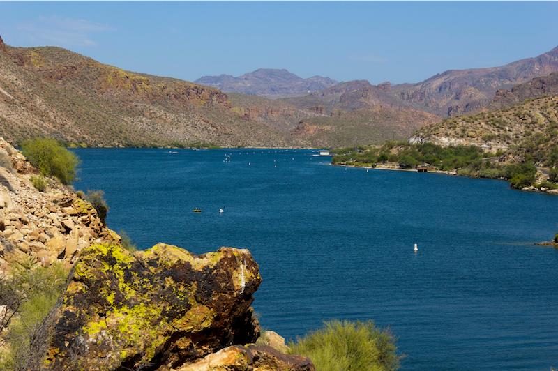 Arizona Lake photo